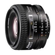 NIKON 50mm F1.4 AF NIKKOR D A black -