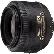 NIKON 35 Millimeter f/1.8 AF-S DX - Objektiv
