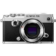 Olympus PEN-F tělo stříbrný - Digitalkamera