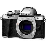 Olympus E-M10 Mark II silbernes Gehäuse - Digitalkamera