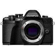 Olympus E-M10 Mark III Gehäuse schwarz - Digitalkamera