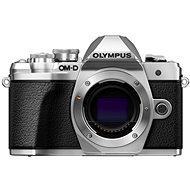 Olympus E-M10 Mark III silber + 14-42 II R silber + 40-150 mm R silber - Digitalkamera
