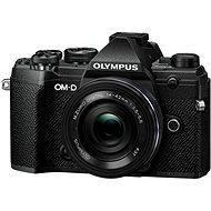 Olympus OM-D E-M5 Mark III + 14-42 mm EZ Schwarz - Digitalkamera
