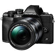 Olympus OM-D E-M10 Mark IV + 14-150 mm II - schwarz - Digitalkamera
