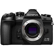 Olympus E-M1 Mark III schwarz - Digitalkamera