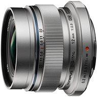 M.ZUIKO DIGITAL ED 12 mm f/2.0 Silver - Objektiv