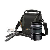 M. ZUIKO DIGITAL ED 12-50mm f/3.5-6.3 EZ + Lens memory kit - Objektiv