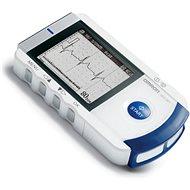 Omron HeartScan HCG-801-E Mobiles Einkanal EKG-Gerät SET - Diagnose