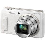 Panasonic LUMIX DMC-TZ57 weiß - Digitalkamera