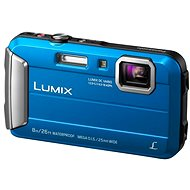 Panasonic LUMIX DMC-FT30 Blau - Digitalkamera
