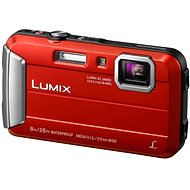 Panasonic LUMIX DMC-FT30 rot - Digitalkamera