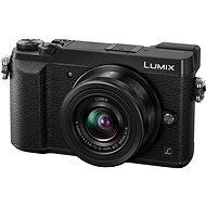 Panasonic LUMIX DMC-GX80 schwarz + 12-32 mm Objektiv - Digitalkamera