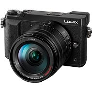 Panasonic LUMIX DMC-GX80 schwarz + 14-140 mm Objektiv - Digitalkamera