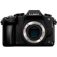 Digital-Kamera Panasonic LUMIX DMC-G80 Körper schwarz - Digitalkamera