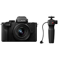 Panasonic LUMIX G100 + 12-32 mm Objektiv + DMW-SHGR1 Stativ - Digitalkamera