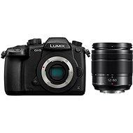 Panasonic LUMIX DMC-GH5 + Lumix G Vario 12-60 mm F3.5-5.6 ASPH - DSLM-Kamera
