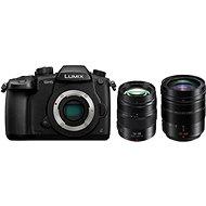 Panasonic LUMIX DMC-GH5 + Leica DG 12-60 mm f/2.8-4.0 + Panasonic Lumix G X 12-35mm f/2.8 II Power O - Digitalkamera