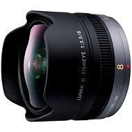 Panasonic Lumix G Fisheye 8mm F3.5 - Objektiv