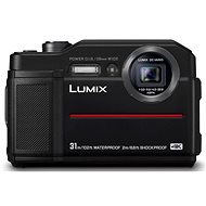 Panasonic LUMIX DMC-FT7 Schwarz - Digitalkamera