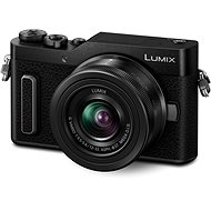 Panasonic LUMIX DC-GX880 Schwarz + Objektiv 12-32mm - Digitalkamera