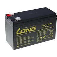 Lange 12V 7.2Ah Bleibatterie F2 (WP7.2-12 F2) - Ladebatterie