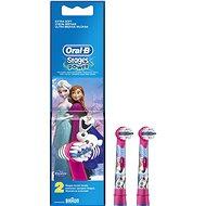 Oral-B Kids Aufsteckbürsten Frozen 2Stk - Ersatzzahnbürsten