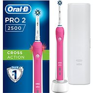Oral-B PRO2500 3DW - Elektrische Zahnbürste