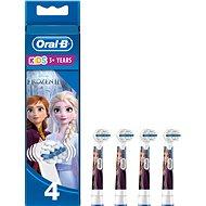 Oral-B Kids Frozen / Die Eiskönigin Bürstenkopf - 4 Stück - Bürstenköpfe für Zahnbürsten
