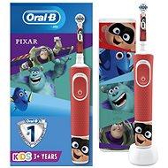 Oral-B Vitality Kids Pixar + Reiseetui - Elektrische Zahnbürste für Kinder