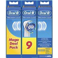 Oral-B Precision Clean Ersatz-Bürstenköpfe 9 Stück - Ersatzzahnbürsten