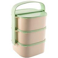 ORION ALMI Transportbox für Lebensmittel UH - 3 x 1,15 Liter - Speisebox