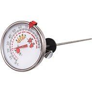 ORION Edelstahlthermometer für Durchm. 7,5cm - Thermometer