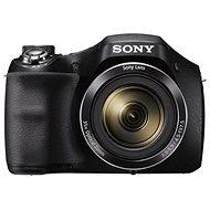 Sony Cybershot DSC-H300 Schwarz - Digitalkamera
