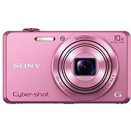 Sony Cybershot DSC-WX220 rosa - Digitalkamera