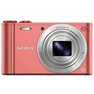 Sony Cybershot DSC-WX350 rosa - Digitalkamera