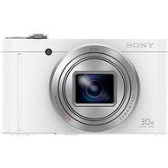 Sony CyberShot DSC-WX500 Weiß - Digitalkamera