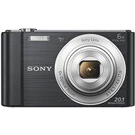 Sony Cybershot DSC-W810 schwarz - Digitalkamera