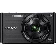 Sony CyberShot DSC-W830 schwarz - Digitalkamera