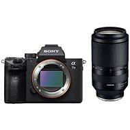 Sony Alpha A7 III + TAMRON 70-180 mm F2.8 Di III VXD - Digitalkamera
