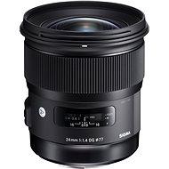 Sigma 24 mm F1.4 DG HSM ART für Canon - Objektiv