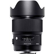 SIGMA 20mm F1.4 DG HSM ART Nikon - Objektiv