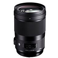 SIGMA 40mm f/1.4 DG HSM ART Canon - Objektiv