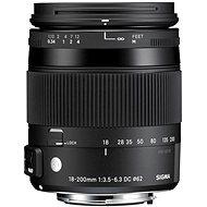 SIGMA 18-200 mm DC MACRO OS F3.5-6.3 HSM für Canon (Contemporary-Serie) - Objektiv