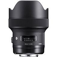 SIGMA 14mm F1.8 DG HSM ART für Canon - Objektiv