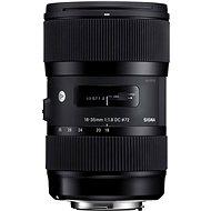 SIGMA 18-35mm f/1,8 DC HSM für Nikon ART - Objektiv
