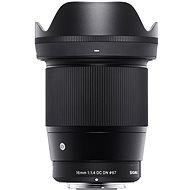 Sigma 16mm f / 1.4 DC DN für Sony (Zeitgenössische Serie) - Objektiv