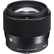 SIGMA 56 mm f/1,4 DC DN für Olympus / Panasonic (Serie Contmporary)
