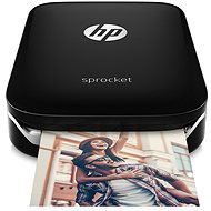 HP Sprocket Photo Printer Schwarz - Mobile Drucker
