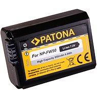 PATONA für Sony NP-FW50 - Kamera Batterien