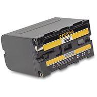 PATONA für Sony NP-F970 - Kamera Batterien